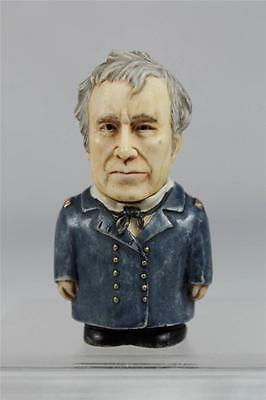 Harmony Kingdom / Ball Pot Bellys / Belly 'Zachary Taylor' #PBHZT Ret New In Box