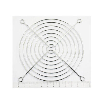 120mm PC Fan Metal Grille Protector Finger Guard
