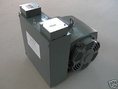 NEW!! 20 HP ROTARY 3 PHASE ANDERSON CONVERTER HD FAST START