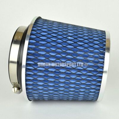 Performance Air Filter Blue For Induction Kit 80mm or Choose Inlet Size (51819)
