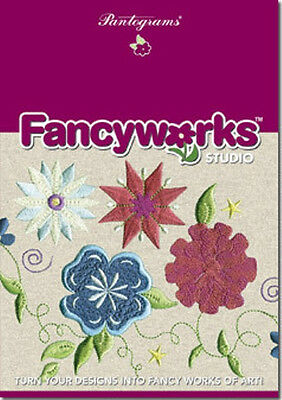 FANCYWORKS  Embroidery Machine Digitizing Software