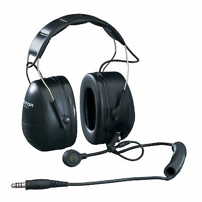 Peltor Race/Rally/Motorsport Standard Headset In Black