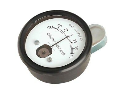 SPECIAL Clip-On Ammeter 0 > 75 Amp IN any direction Ø55mm Dial face