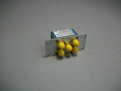 Mini-Circuits ZMSC-4-2 Coaxial Power Splitter - New