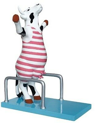 Cows On Parade High Dive Cow Figurine #47856