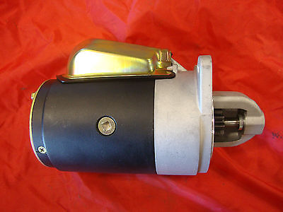 New 2000 2310 2600 3000 3600 3610 4000 4600 4610 5000 Ford Tractor Gas Starter