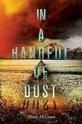 In a Handful of Dust by Mindy McGinnis (English) Hardcover Book Free Shipping!