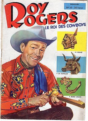 Roy Rogers 10 Sage 1954  Rare