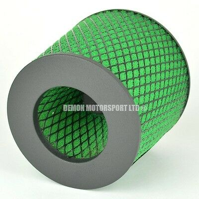 CLEARANCE Air Filter Green For Induction Kit 76mm or Choose Inlet Size (35935)