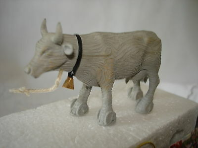 COW PARADE  MINIATURE PULLTOY  MINT COND. 2001