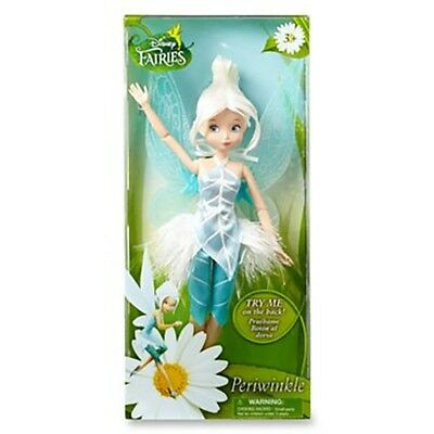 Disney Fairies PERIWINKLE Classic Doll w Flutter Wing Toy Gift Girls Tinker Bell