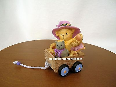 Cherished Teddies Gertie the Witch  2003  NIB
