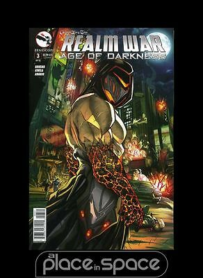 Grimm Fairy Tales: Realm War Age Of Darkness #3B