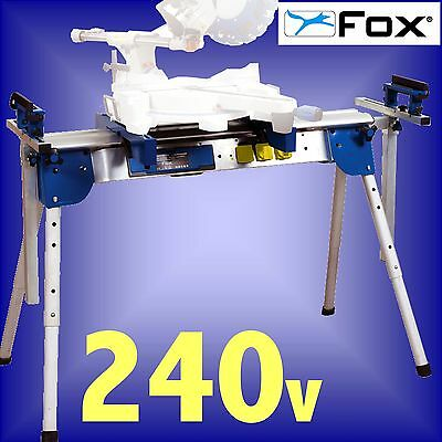 FOX F50-177A-240 Universal Workstation mitre saw table bench stand 3Yr Warranty