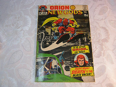 Orion Of The New Gods  No.3  July Dc Comic Vintage    T*