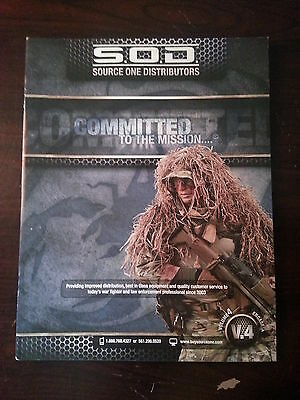 Source One Distributors / S.O.D. / Catalog Booklet / Volume 4 / 2013 / New