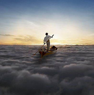 PINK FLOYD THE ENDLESS RIVER CD ALBUM (RELEASED ON NOVEMBER 10th 2014)