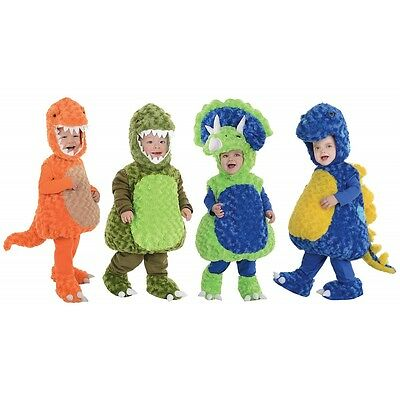 Dinosaur Costume Baby Toddler Kids Halloween Fancy Dress  sc 1 st  PicClick : dinosaur costume toddler  - Germanpascual.Com