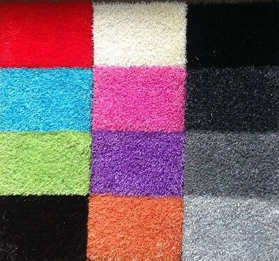 Colours 20mm Astro Artificial Garden Grass Realistic Natural Turf & Fake Lawn