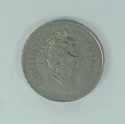 1998 5 Five Cents Canada Coin