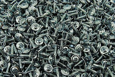 (2000) Phillips Mod Truss Head #8 x 1/2 Self-Drilling Tek Screws