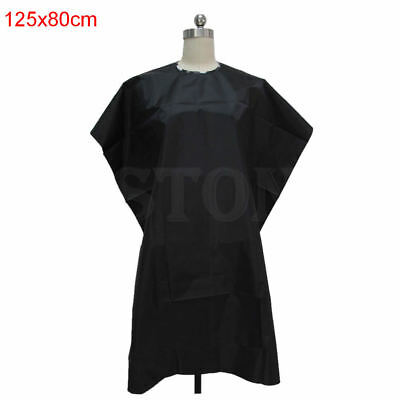 Cutting Hair Waterproof Cloth Salon Barber Gown Cape Hairdressing Hairdresser