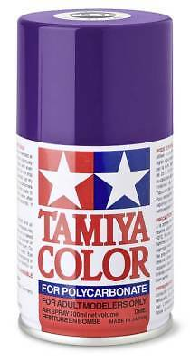 (8,90€/100ml) Tamiya Color Lexan Spray Farbe PS-10 Lila PS10 Violett 100ml