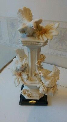 """RARE GIUSEPPE ARMANI WEDDING COLLECTION FIGURINE """"FOREVER YOURS"""" 1179S Boxed"""