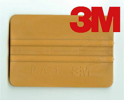 3M Gold Squeegee PA-1 install decals stickers graphics plotter cutter wrap wall