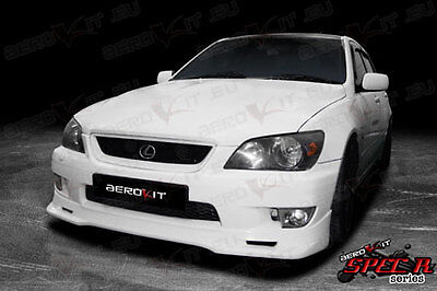 LEXUS IS200 ALTEZZA FRONT BUMPER bodykit LIP SPOILER