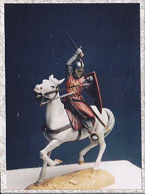 MICHAEL ROBERTS Ltd - 54-002 - RICHARD THE LIONHEART RESIN KIT 54mm - NUOVO