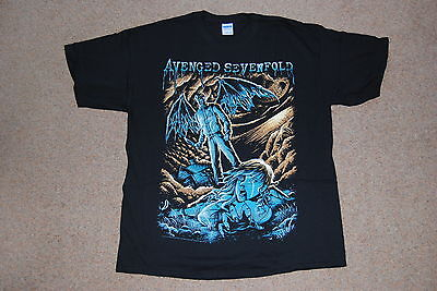 Avenged Sevenfold Going Nowhere T Shirt Xl New Official A7X Nightmare Hail King