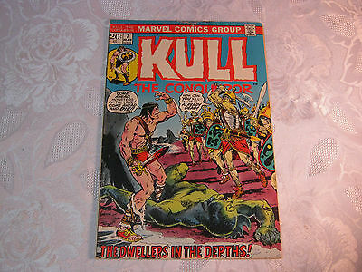 Kull The Conqueror No. 7 Mar  Marvel Comic Vintage    T*