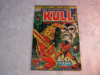 Kull The Conqueror No. 13 Apr  Marvel Comic Vintage    T*