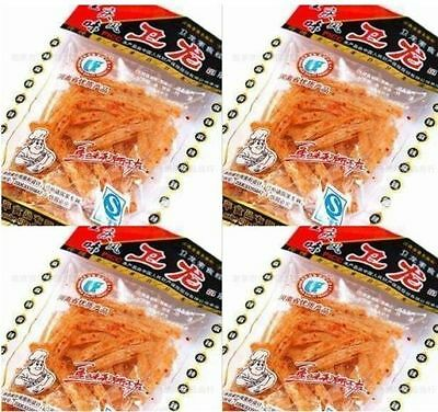 New 10 PCS/LOT Chinese Food Spicy spicy food Gluten for Snacks