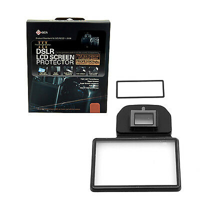 GGS III Professional Glass LCD Screen Protector for Canon EOS 6D SLR camera, NEW