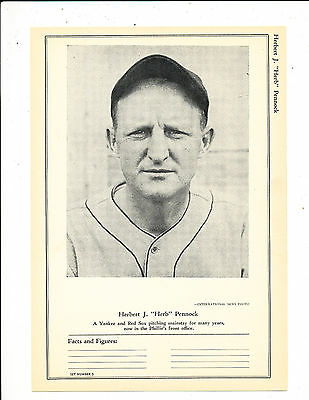1946 sports Exchange 2603 series 5 set (9 cards) Ted Lyons