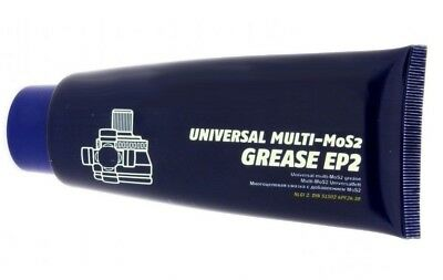 Multi Grease With Molybdenum Disulfide To Improve Emergency Run Qualities Tube