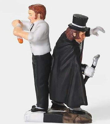 Dept 56 Dickens Village Accessory THE STRANGE CASE OF DR JEKYLL & MR HYDE new