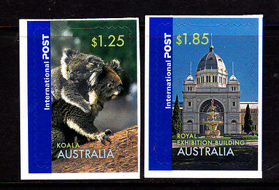 2006 Greeting From Australia - Complete Set of International Booklet Stamps