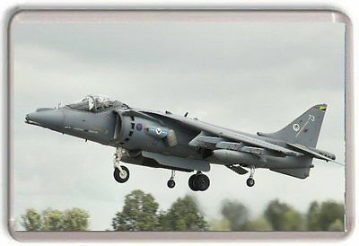 BAE Harrier GR9 Fridge Magnet 01