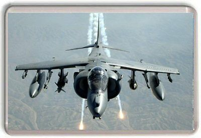 BAE Harrier GR9 Fridge Magnet 02