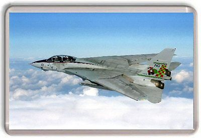 F-14 Tomcat Fridge Magnet 02