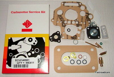 Weber 32/34 Dmtl Carb/ Carburettor Service Kit Original We411