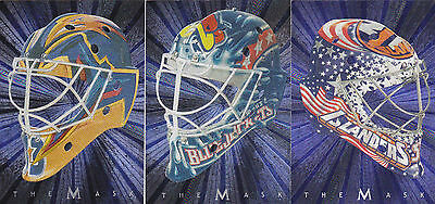 01-02 BAP Update Ron Tugnutt The Mask Be A Player 2001 Between The Pipes 40