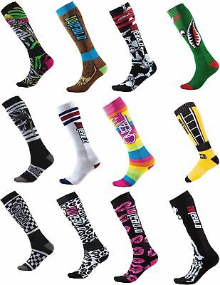 O´neal Mtb Pro Mx Socken Lang One Size Diverse Designs   Go Cycle Shop