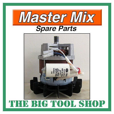 Mastermix 230V 240V Electric Motor Only For Mc130 Mixer Spare Parts