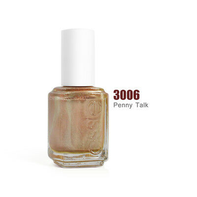 Essie Nail Polish Lacquers 3006 Penny Talk 0.46oz/13.5ml