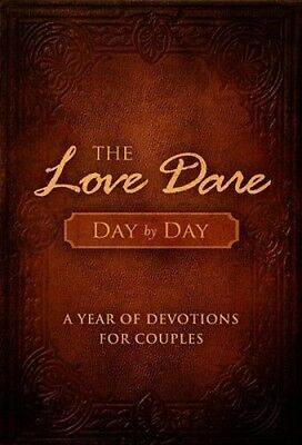 The Love Dare Day By Day - A Year Of Devotions For Couples (Repack) Book 11691X