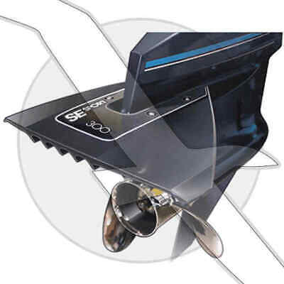 SE Sport 300 Doel Fin HydroFoil Stabilizer for Outboard & Sterndrive Lower Unit